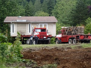 House Moving In British Columbia