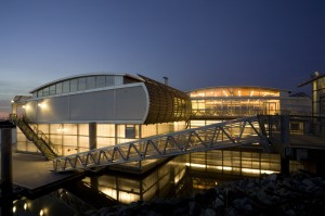 The John MS Lecky UBC Boathouse 6