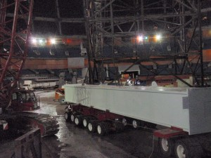 BC Place Revitalization - Structural Steel 4